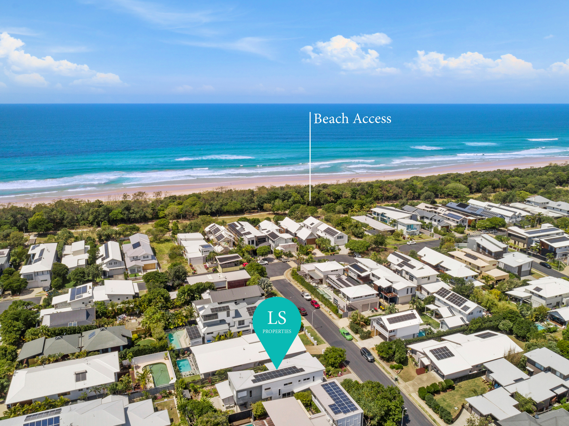 Near New Casuarina Beachside Home - with separate Apartment!